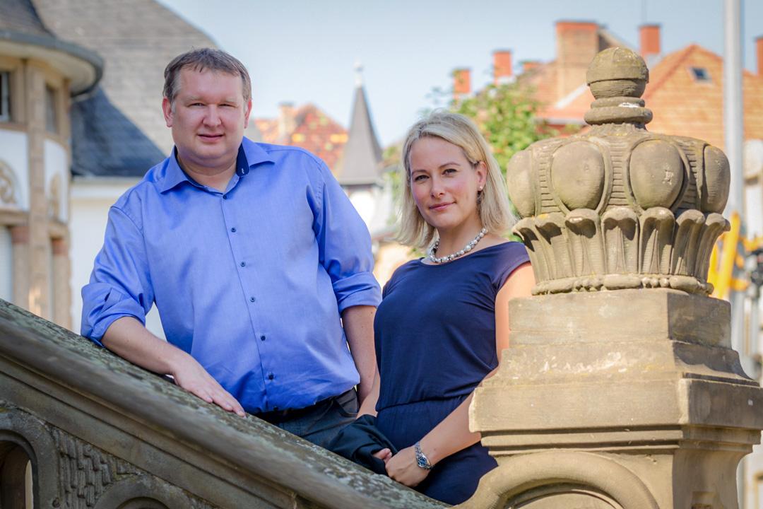 Rechtsanwälte Marco Werther und Christina Hoffmann
